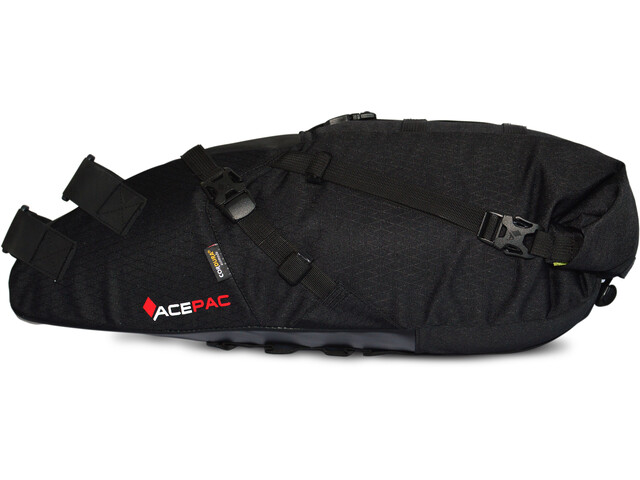 Acepac Saddle Bag, black